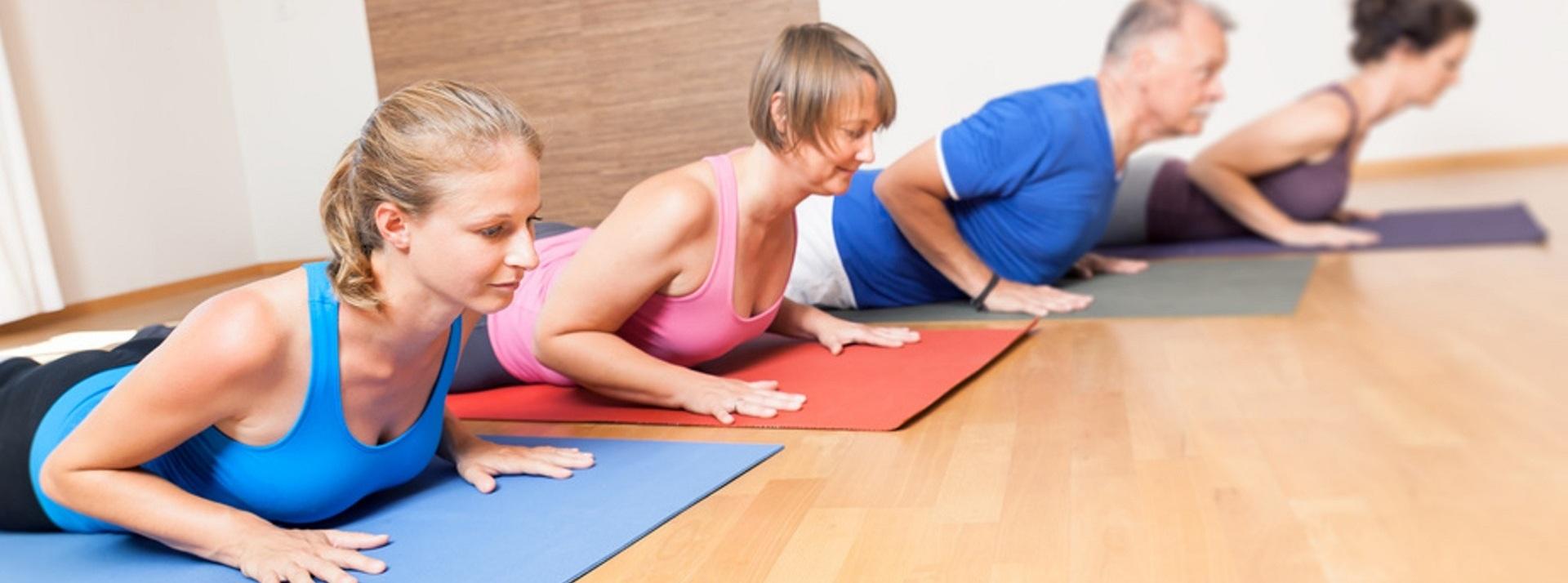 Physiotherapie und Gesundheitstraining